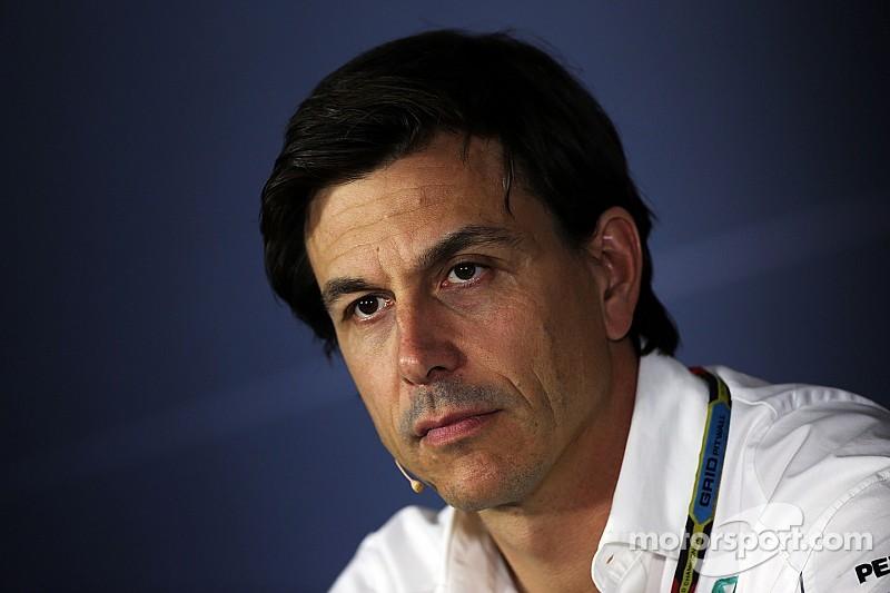 FIA should rethink 'nightmare' radio clampdown - Wolff