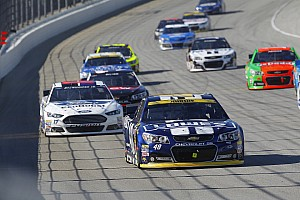 NASCAR Sprint Cup Commentary Jimmie Johnson applauds NASCAR's move to reduce downforce