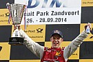 Ekström scores first victory of the season for Audi at Zandvoort
