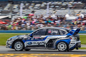 Red Bull Global Rallycross Seattle race recap