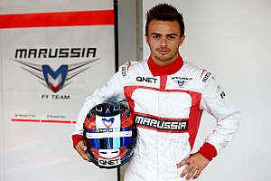 Formula 1 Rumor Driver pays thousands for Marussia practice runs