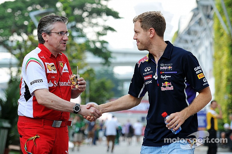 Horner confirms an 'emotional' Vettel is heading to Ferrari