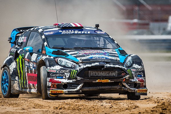 Ken Block to skip World RX in Turkey due to concerns over unrest in the country