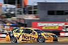 Nissan presents Moffat with hilarious gift for second place finish at Bathurst