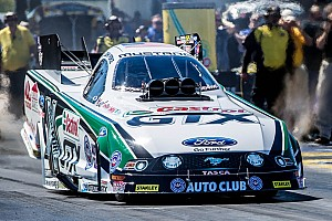 NHRA Breaking news John Force splits with Funny Car crew chief Jimmy Prock