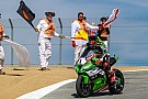 eni FIM Superbike World Championship will return to Mazda Raceway Laguna Seca