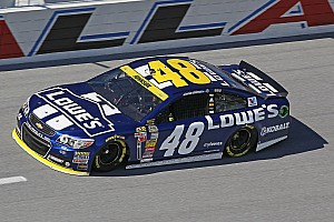 Jimmie Johnson has no desire to change crew chiefs