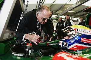 Formula 1 Special feature Friends, family unite to honor Sir Jack Brabham