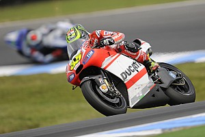 Dovizioso qualifies fifth and Crutchlow eighth for tomorrow's Malaysian GP