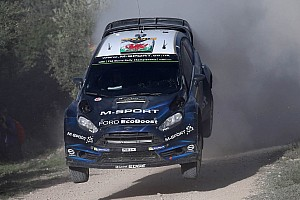 Hirvonen secures Spain podium