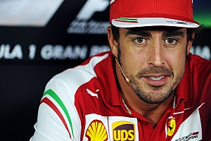Alonso in severance standoff with Ferrari - report