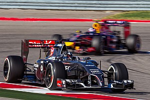 Sutil surprises and is top 10 in qualifying for the United States GP