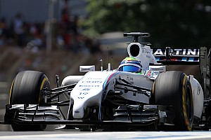 Garage glitch costs Massa shot at pole