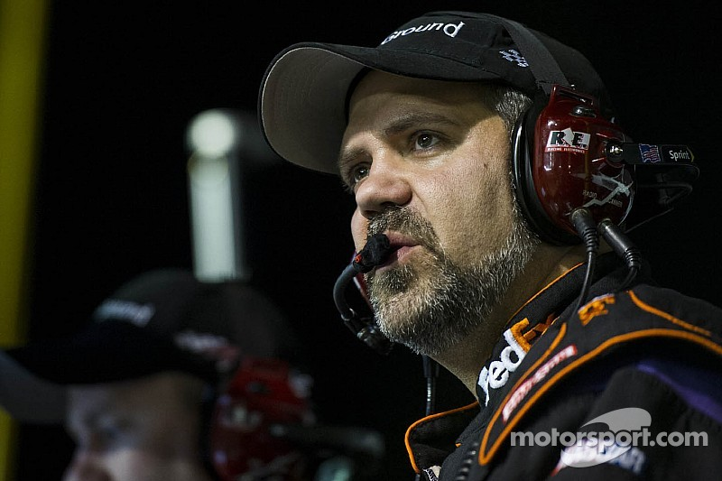 Crew chiefs for NASCAR championship-contending drivers talk strategy