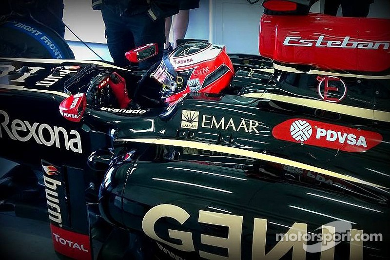Ocon to drive in FP1 and test in Abu Dhabi