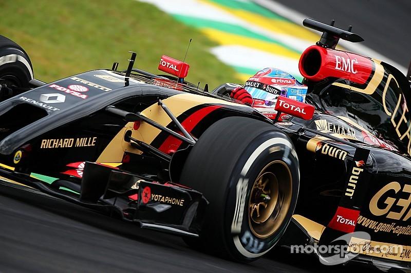 Penalty sends Grosjean to back of Abu Dhabi grid