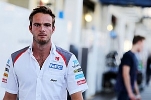 Sauber retracts Van der Garde's paddock pass for Abu Dhabi