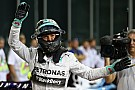 Abu Dhabi GP qualifying results: Rosberg clinches pole