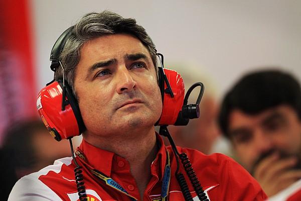 Mattiacci out of Ferrari as Arravabene confirmed in top job