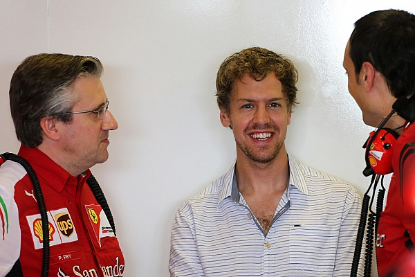 Vettel's Ferrari appearance 'legally not ok' - Marko