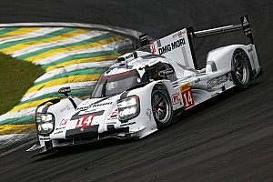 Porsche, Aston Martin on top in Interlagos third practice