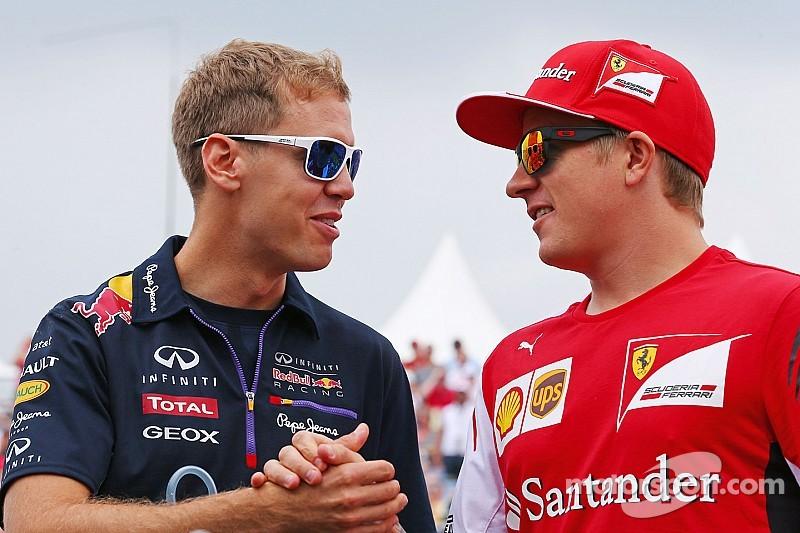 Vettel, Raikkonen among richest Swiss residents
