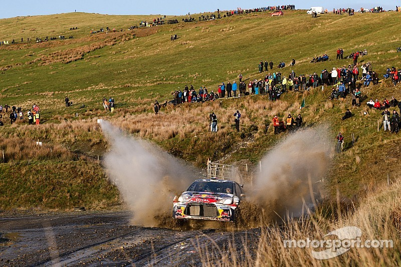 Stephane Lefebvre to run at least 10 events in 2015 WRC