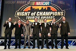 NASCAR Breaking news NASCAR Night of Champions honors seven titlist