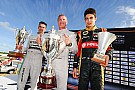 David Coulthard earns Race of Champions crown