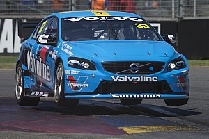 V8 Supercars Breaking news Volvo marketing VP:
