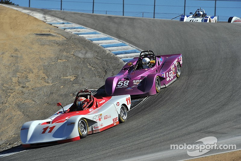 SCCA racers get an early Christmas present
