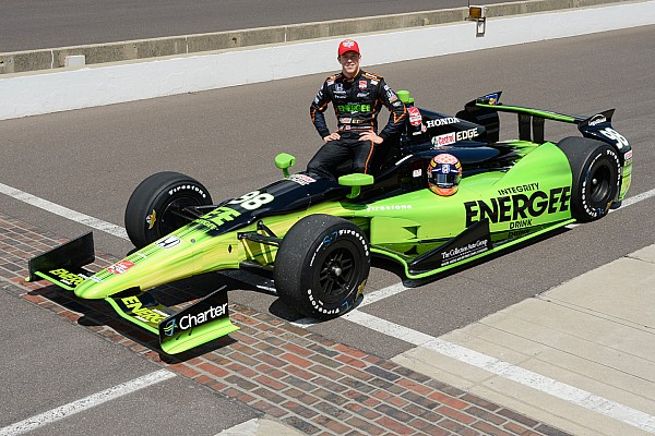 It's Bryan Herta vs. Integrity Energee Drink in sponsorship lawsuit