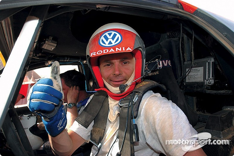 Can the Beetle beat the dunes? - video