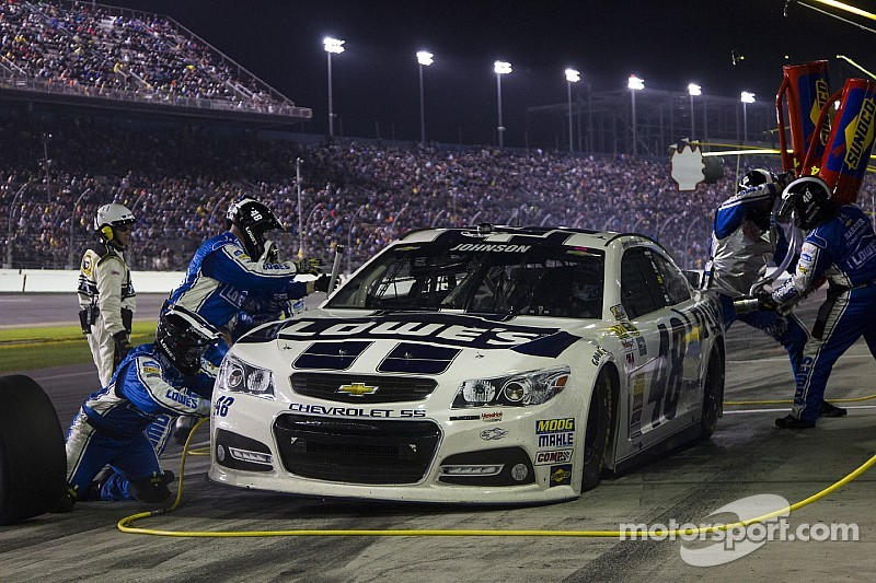 Taking the guesswork out of pit road
