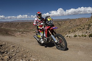 Dakar Stage report Barreda wins, Gonçalves threatens