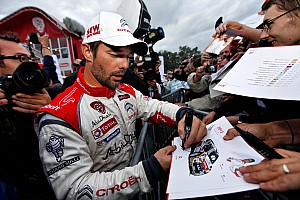 WRC Breaking news Sébastien Loeb kicks off the 2015 season at Rallye Monte-Carlo!