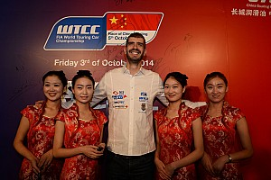 WTCC Breaking news Borković makes Honda WTCC switch with Proteam