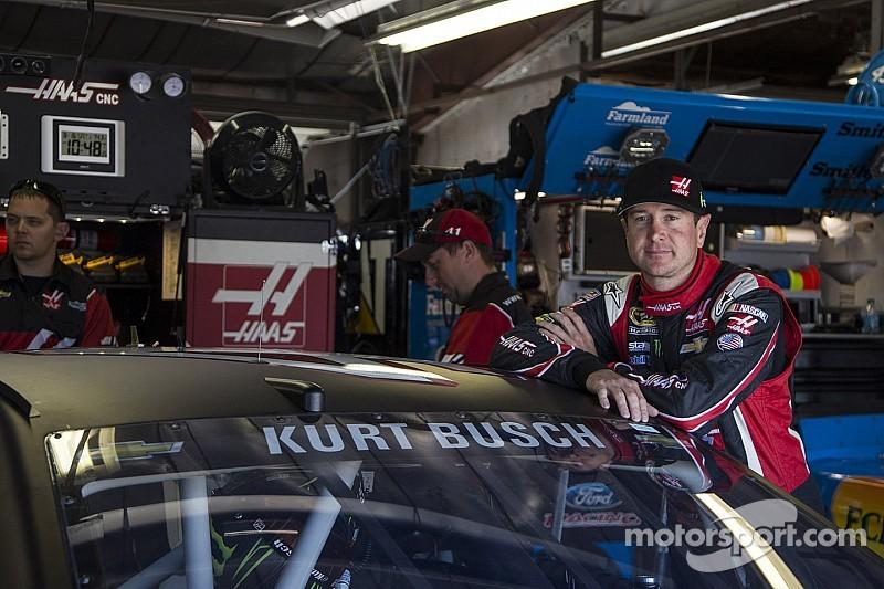 Kurt Busch relishes Chili Bowl experience