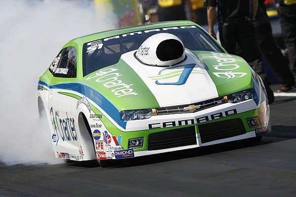 Dave Connolly eager for Top Fuel debut at NHRA Winternationals