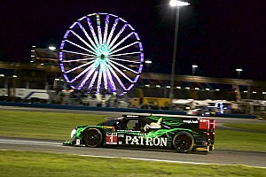 IMSA Race report Early exit for Tequila Patrón ESM at Rolex 24
