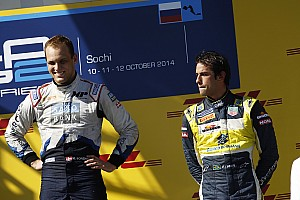 GP2 Breaking news Lotus F1 reserve driver Marco Sorensen signs for Carlin
