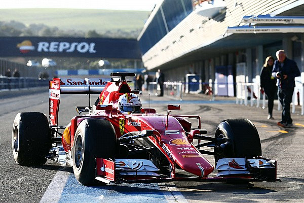 Jerez Day 1 testing results: Vettel and Ferrari on top