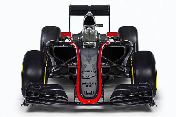 Dennis promises McLaren livery change, but won't say 'when'