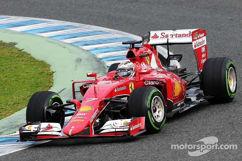 Raikkonen: New Ferrari is better
