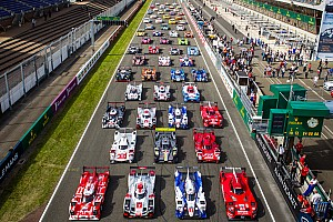 Confirmed 2015 Le Mans 24 drivers