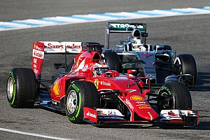 Formula 1 Breaking news Marchionne not expecting 'miracles' from Ferrari
