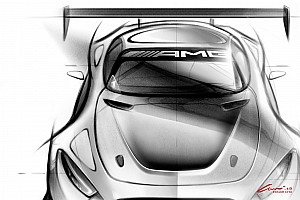 GT Breaking news Mercedes teases new GT3 racer