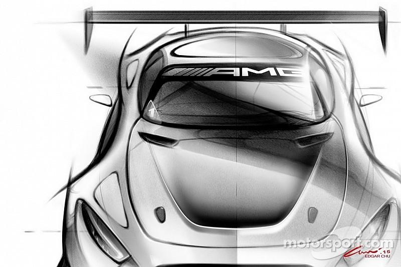 Mercedes teases new GT3 racer