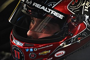 NASCAR Sprint Cup Race report Seeing red: Logano and Harvick agree to disagree in Sprint Unlimited, Danica not happy