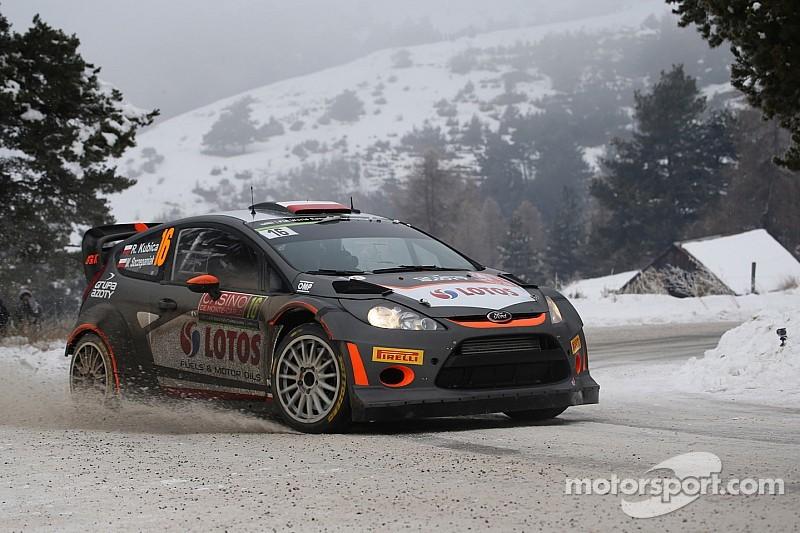 Pirelli: Kubica and Protasov set fastest times on Rally Sweden